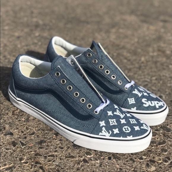 Supreme Vans 66 Shoes
